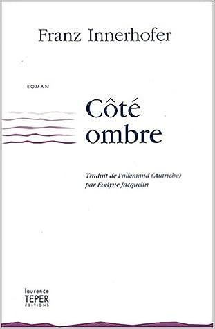 Livres gratuits Côté ombre pdf ebook
