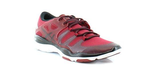Asics Women's Gel Fit Vida Fitness Shoe, Warm Red/Onyx/Bu...
