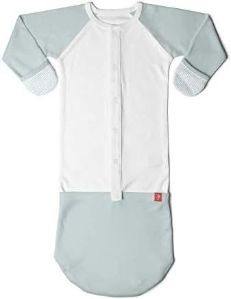 Baby Pajamas, Convertible Slip-On Gown + Sleeper
