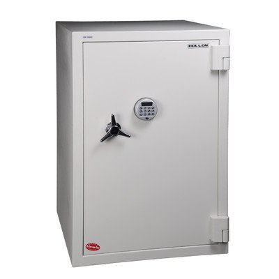 2 Hr Fireproof Safe (Hollon FB-1054E Oyster Series 2 Hr Fireproof Security Safe Size: 9.71 Cu.Ft., Lock Type: Electronic Lock)