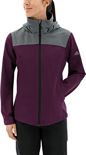 adidas outdoor Women's Wandertag Jacket Grey Five Outerwear