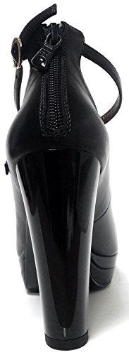 Nero Negro Sandalias Mujer A616331D Giardini f8rqxg0f