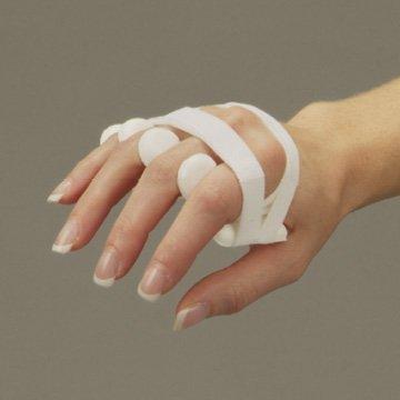 Mckesson LMB Soft-Core Ulnar Deviation Splint (Small, Right)