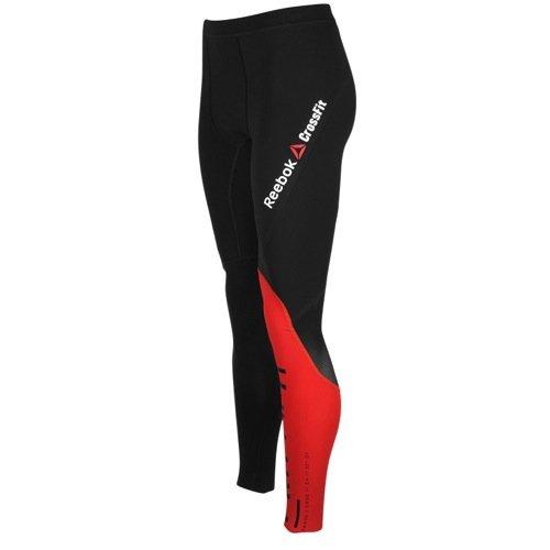 Reebok Men's CrossFit Compression Tight Black Size Large