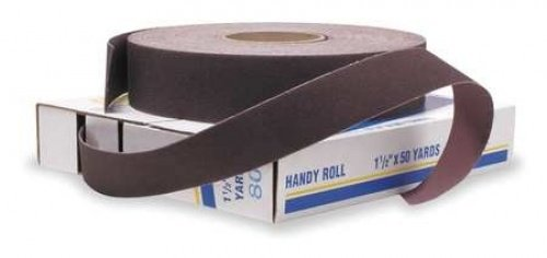 Abrasive Roll 2 W x 150 ft J 120G L