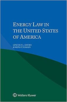 Book Energy Law in the United States by Lincoln L. Davies (2015-12-18)
