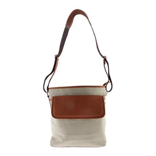 [ピエールレザー] メンズ ビジネス系 Front Flap Shoulder Bag 3062 [並行輸入品] One-Size  B07DJ2MWW8