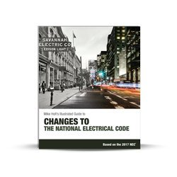 Changes National Electrical Code textbook product image