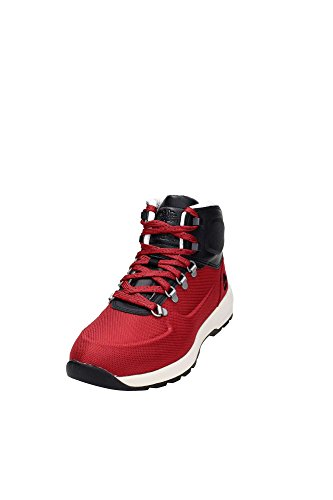 Timberland Westford Mid Embos Red