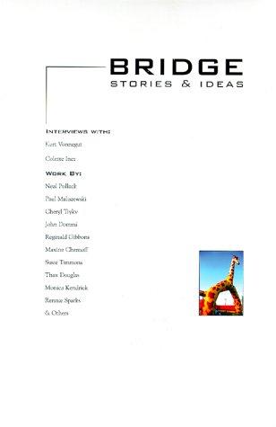 Bridge Issue 1, Volume 1 (Bridge; Stories and Ideas)