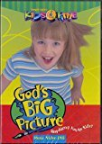 God's Big Picture Music Video DVD: Sing-Along Fun for Kids! by David C Cook