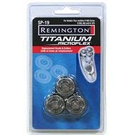 Remington SP19 Titanium Microflex Heads & Cutters