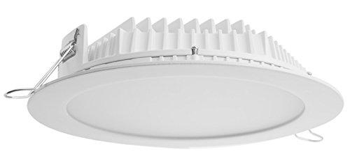 Prilux silver led - Empotrable viena led 25w 230v 4200k: Amazon.es: Iluminación