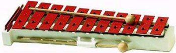 Sonor / 13 Bar Glockenspiel (Xylophone) by Hohner Accordions