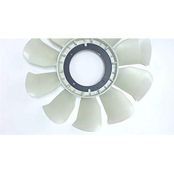 Cooling Fan Blade for 1998-2007 Nissan Frontier 2.4L 2000-2004 Xterra 2.4L 21060-86G0A