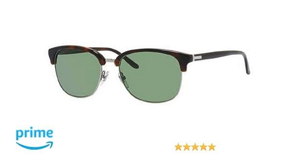 Amazon.com  Gucci Sunglasses GG 2227 S HAVANA 6ALEH GG2227 S  Gucci   Clothing f4ce62dff3