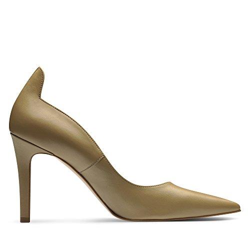 Shoes Col Tacco cipria Scarpe Evita Donna Rosa BfpUxfwq