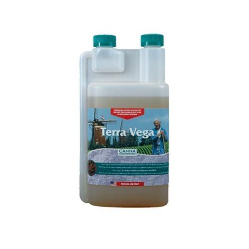 Canna Terra Vega - Soil Veg Nutrient 9120001, 1 L