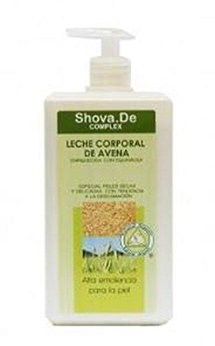 Leche Corporal de Avena 1 litro de Shovade