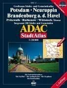 ADAC Stadtatlas Potsdam, Neuruppin, Brandenburg a.d. Havel Taschenbuch – 2002 MAIRDUMONT 3826412001 MAK_new_usd__9783826412004 Deutschland