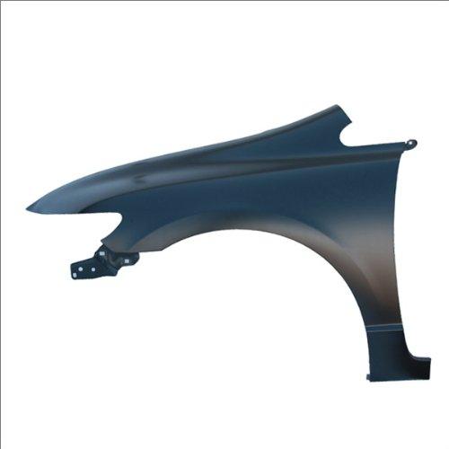 CarPartsDepot, Steel Primered Left Front Fender L/H