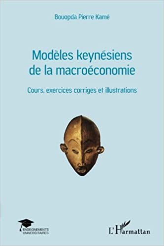 Lire Modèles keynésiens de la macroéconomie pdf ebook