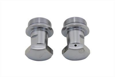 - V-Twin 24-0140 - Upper and Lower 41mm Fork Tube Plug Kit