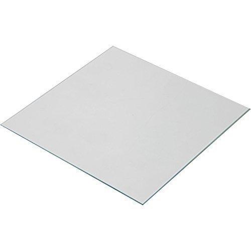 Signstek 3D Printer MK2 MK3 Heated Bed Tempered Borosilicate Glass Plate 213x200x3mm by Signstek