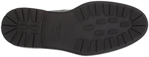 Aquatalia by Marvin K. Mens Tyson Textured Full Grain Ankle Boot Black oHZGNeJr3s