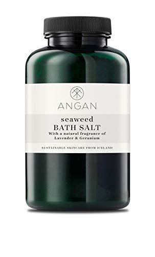- ANGAN Seaweed Bath Salt 10.5 Oz of Luxury Handcrafted Excellence