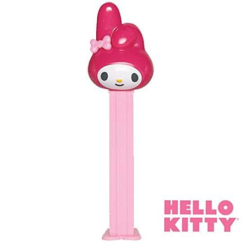 Hello Kitty My Melody Pez Dispenser by Pez Candy