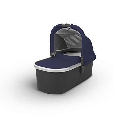 UPPAbaby Bassinet - Taylor (Indigo/Silver) by UPPAbaby