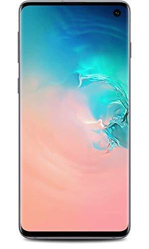 Samsung Galaxy S10 128GB Phone – Prism White (Refurbished)