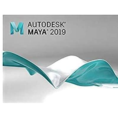 Autodesk Maya 2019 1 Year License