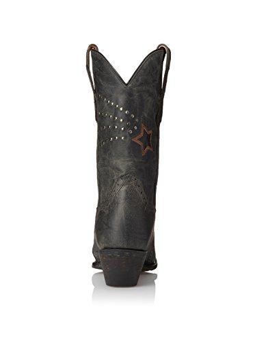 Dan Efter Kvinna Dallas Stars Western Boot Svart