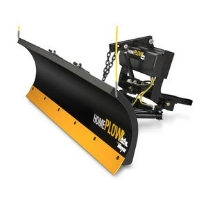 Receiver Hitch Snow Plow - 4