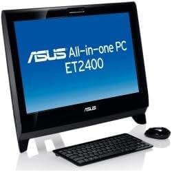 "ASUS ET ET2400INT-B190E - Ordenador de sobremesa All in One (59,94 cm (23.6""), 1920 x 1080 Pixeles, Multi-touch, 3,2 GHz, Intel Core i3-xxx, i3-550) Negro"