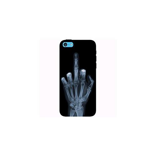 Coque Apple Iphone 5c - Doigt d'honneur