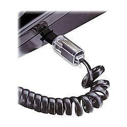 Softalk 21002 Phone Cord Detangler Clear/Black Landline Telephone Accessory