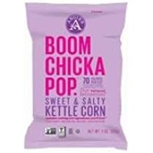 ANGIE'S KETTLE CORN Angies Boom Chicka Pop Sweet and Salty Kettle Corn, 1 Ounce - 24 per case.