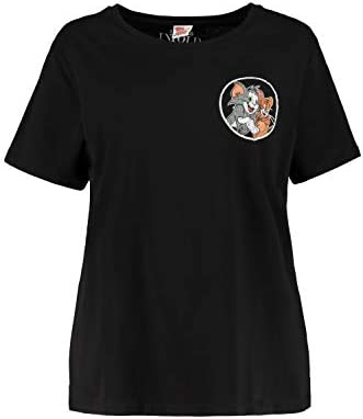 Studio Untold damska koszulka duże rozmiary 750605: Studio Untold: Odzież