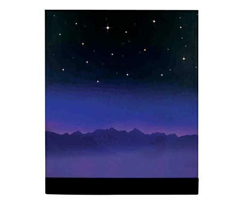 Lemax Village Collection Starry Night Background, #64078