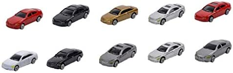 HomeDecTime 10er Set 1:87 Mini Auto Modell Modellauto