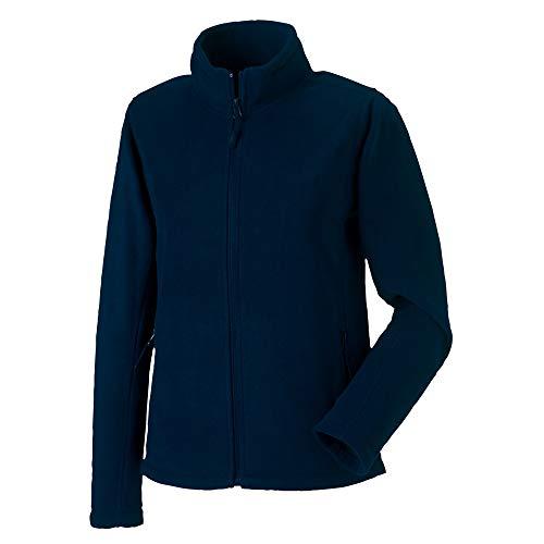 Jerzees Colours Ladies Full Zip Outdoor Fleece Jacket (XXL) (French Navy)