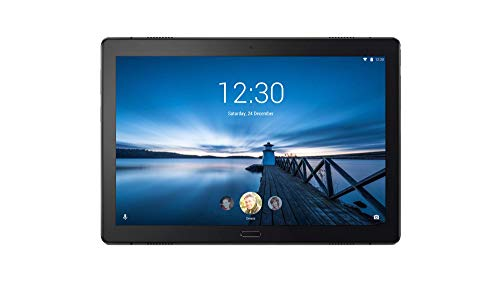 Lenovo P10, Tablet, 1, Negro