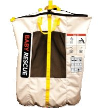 Baby Rescue Child Fire Rescue Emergency Rapid Evacuation Device - 1