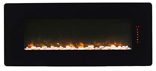 Cheap DIMPLEX Winslow Electric Fireplace One Size Black Black Friday & Cyber Monday 2019