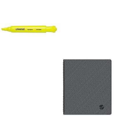 KITAAG70260X45UNV08861 - Value Kit - At-a-Glance Monthly Planner (AAG70260X45) and Universal Desk Highlighter (Aag70260x45 Monthly Planner)