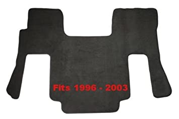 Volvo Vn Series 780 730 670 630 430 300 Commercial Truck Custom Fit Carpet Floor Mat 1 Piece Front With Binded Edging For Maximum Protection In