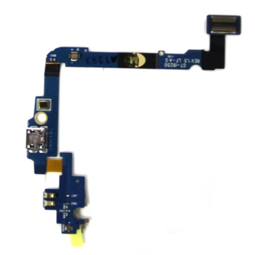 ePartSolution-Samsung Galaxy Nexus Global (GT-i9250) Charging Port Flex Cable Replacement Part USA Seller